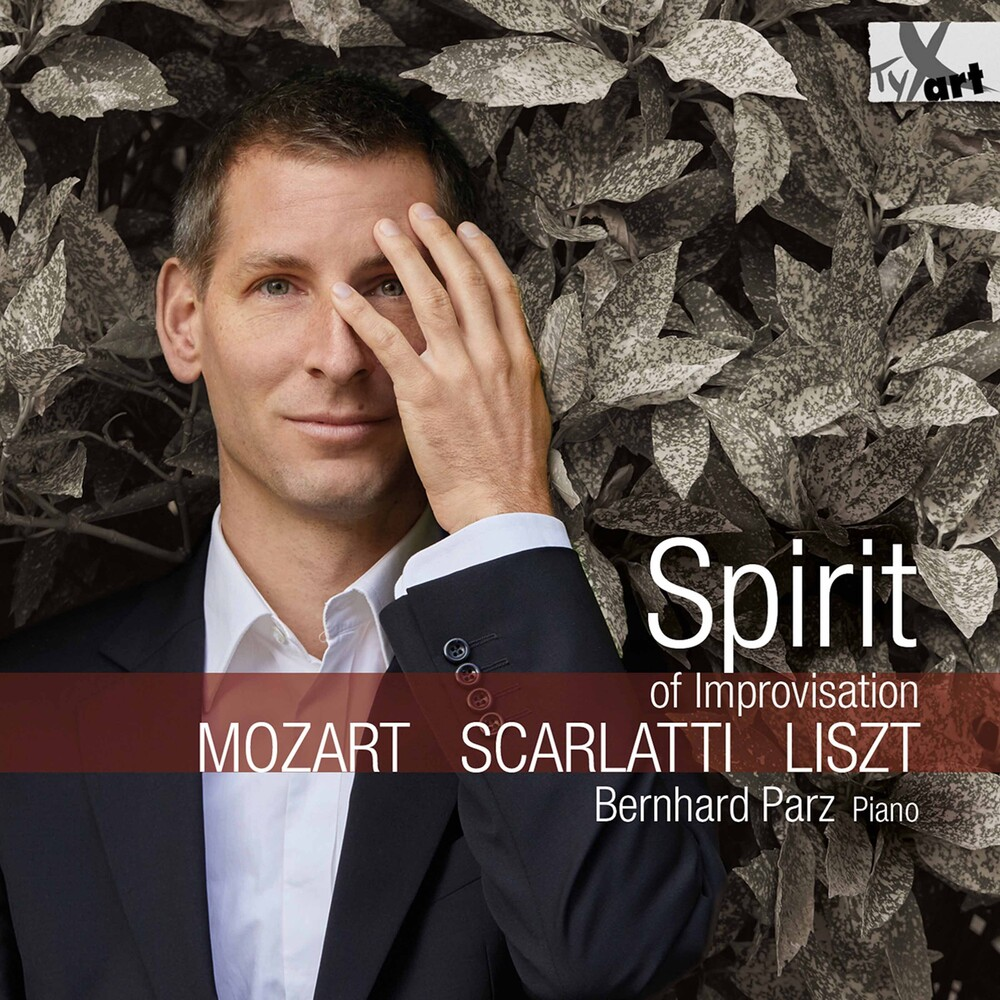 Brahms / Parz - Spirit Of Improvisation