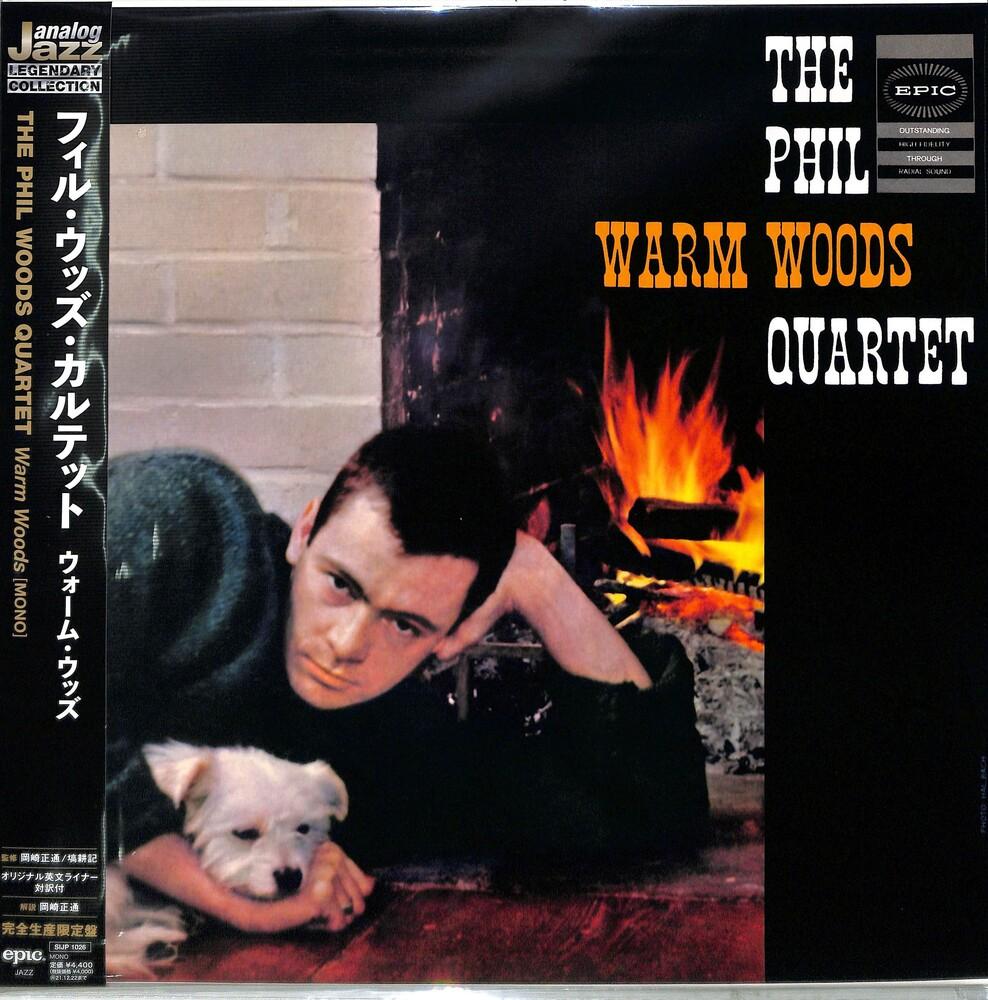 Phil Woods  Quartet - Warm Woods [Limited Edition] (Jpn)