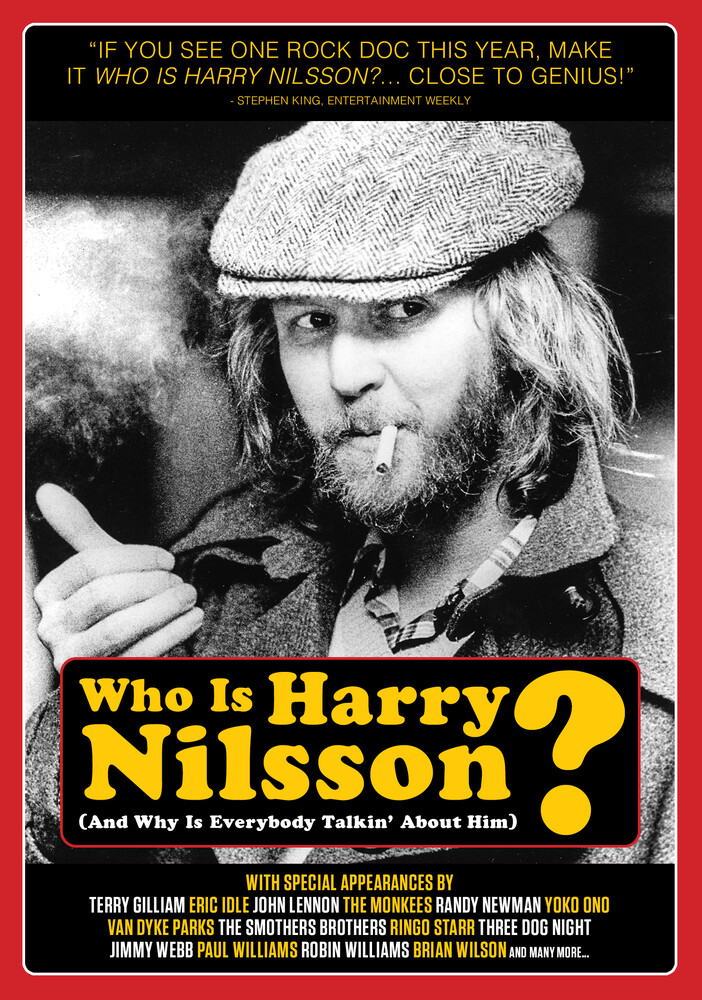 - Who Is Harry Nilsson (And Why Is Everybody Talkin)