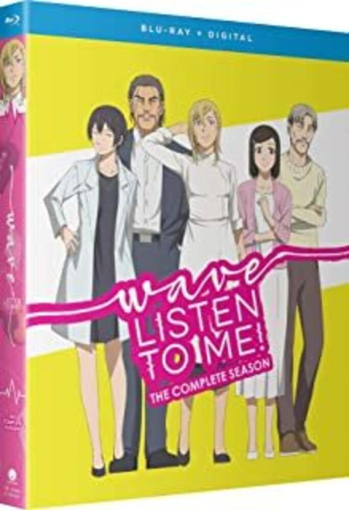 - Wave Listen To Me: Complete Season (2pc) / (2pk)