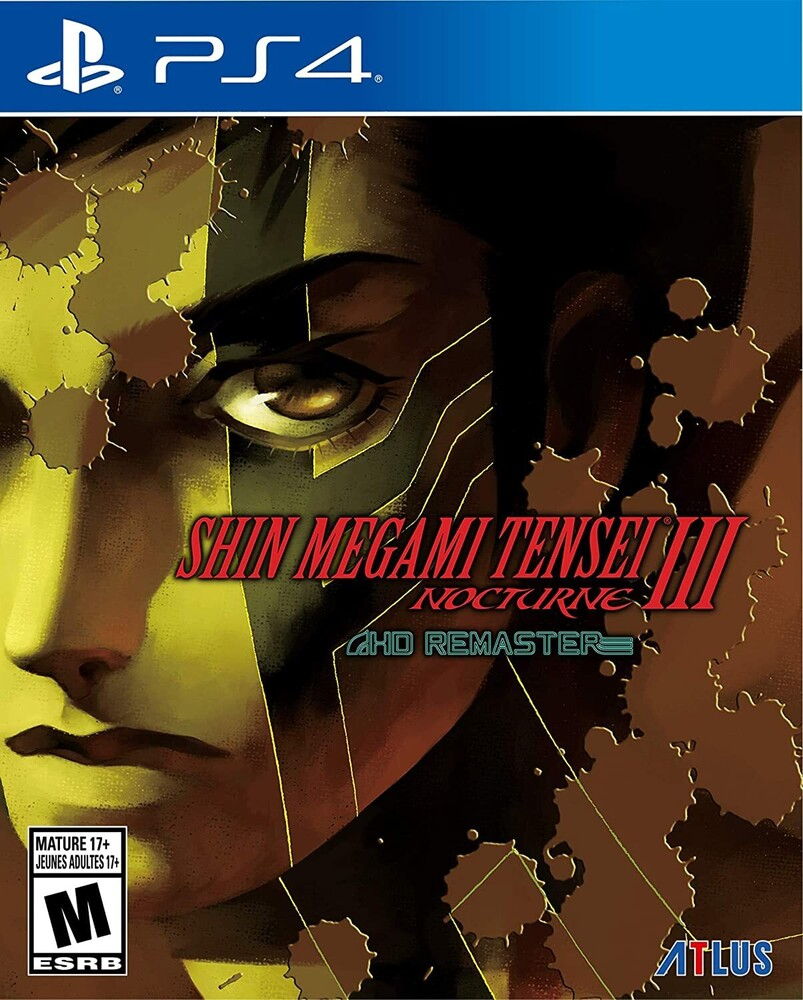- Ps4 Shin Megami Tensei Iii: Hd Remaster