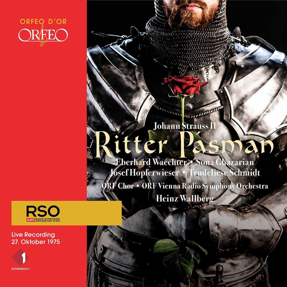 Strauss Ii / Orf Chor / Walter - Ritter Pasman