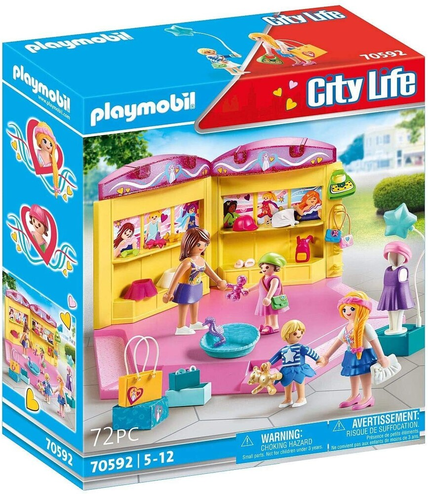 - City Life Childrens Fashion Store (Fig)