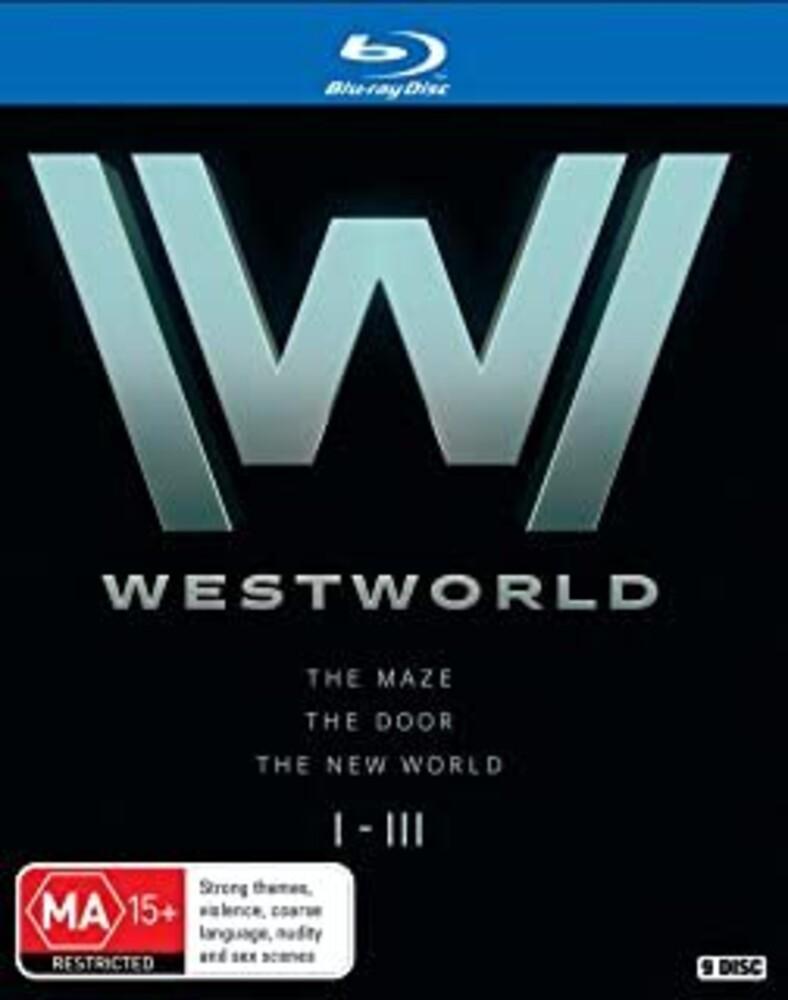 - Westworld: Seasons 1-3 (9pc) / (Aus)