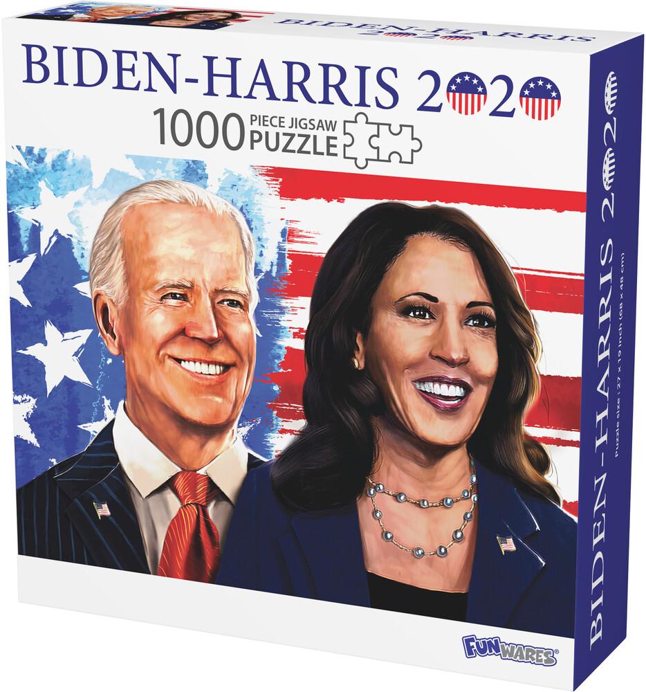 - Funwares Biden-Harris Puzzle (Puzz)
