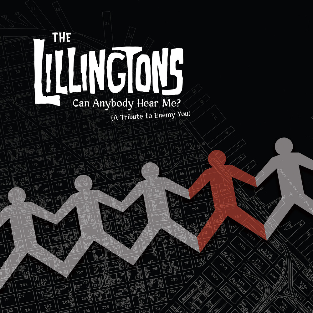 Lillingtons - Can Anybody Hear Me (A Tribute To Enemy You)