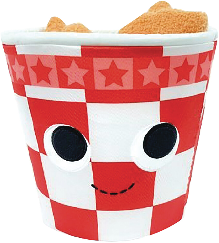 - Yummy World Bertha Fried Chicken 10in Plush (Plus)
