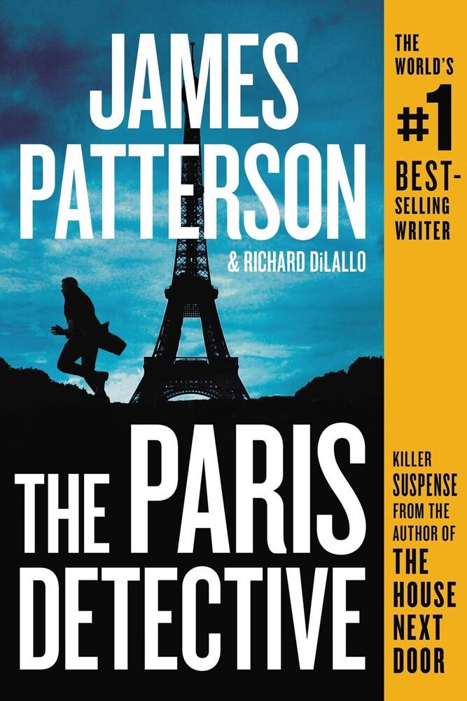 James Patterson  / Dilallo,Richard - Paris Detective (Ppbk)