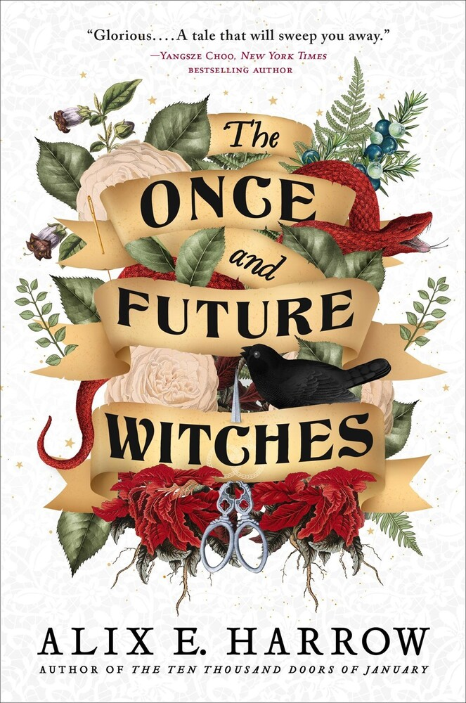Alix Harrow  E - Once And Future Witches (Ppbk)