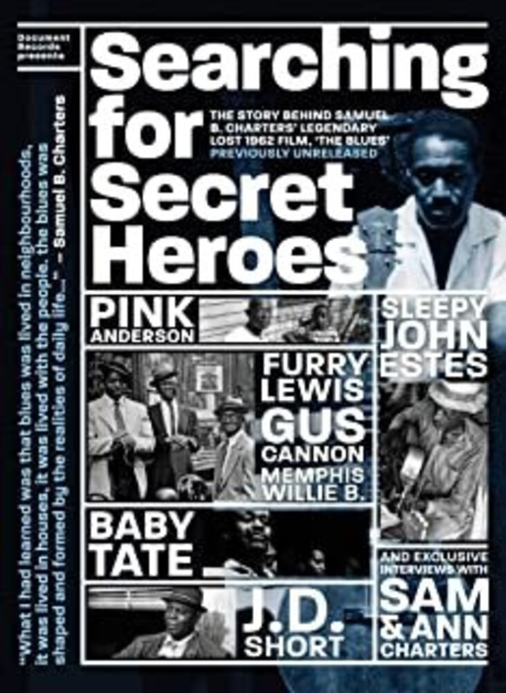 - Searching For Secret Heroes (2pc) (W/Cd)