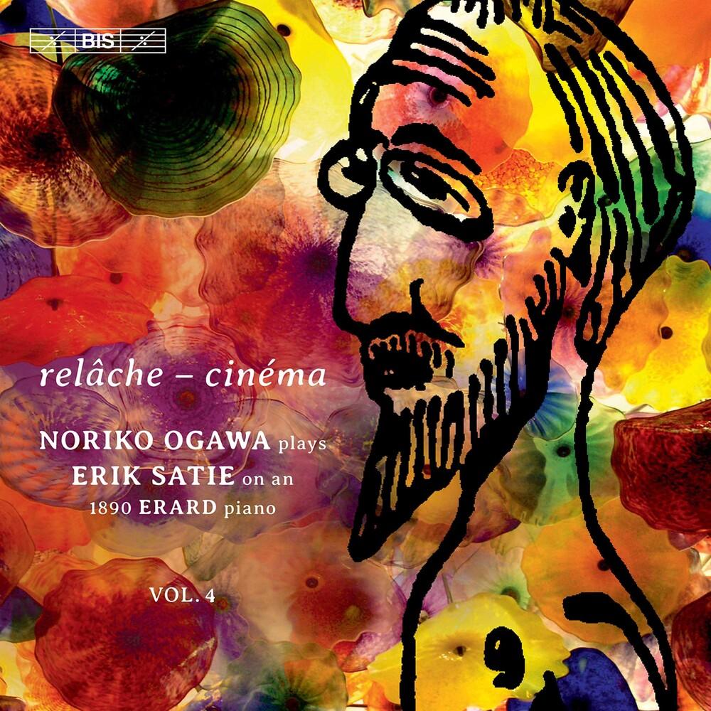 Satie / Ogawa - Piano Music 4 (Hybr)