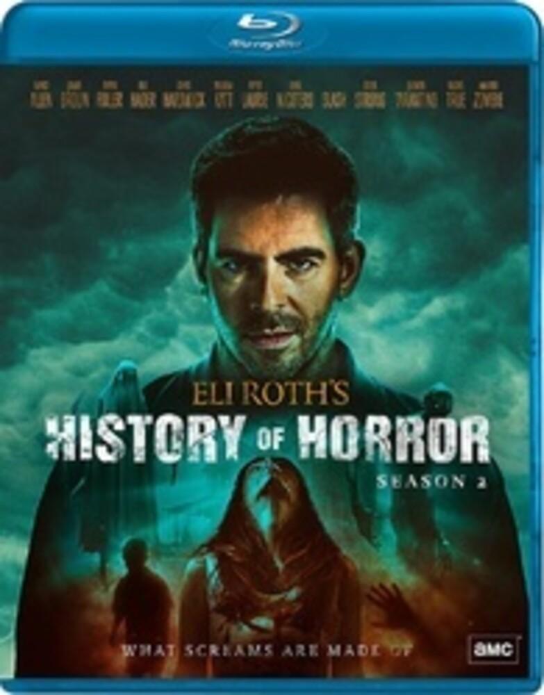 - Eli Roth's History Of Horror, Season 2 Bd (2pc)