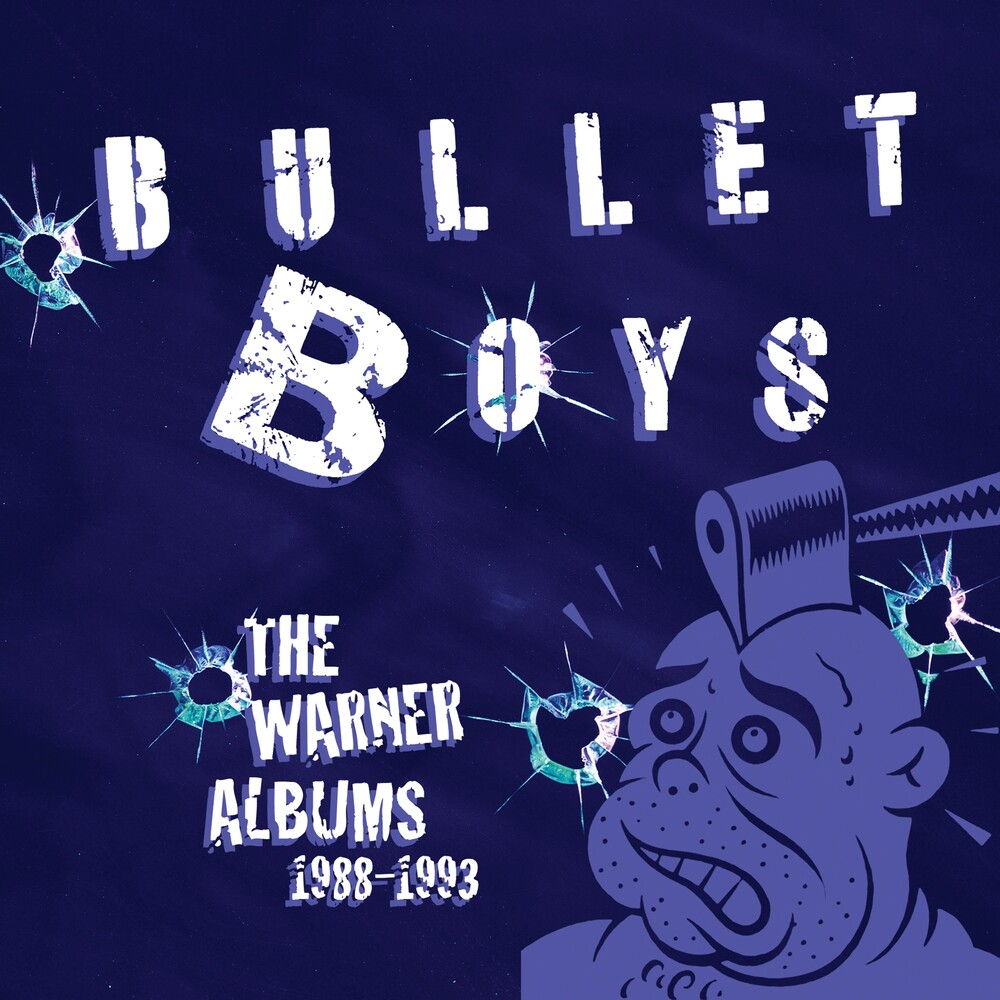 Bulletboys - Warner Albums 1988-1993 [Remastered] (Uk)