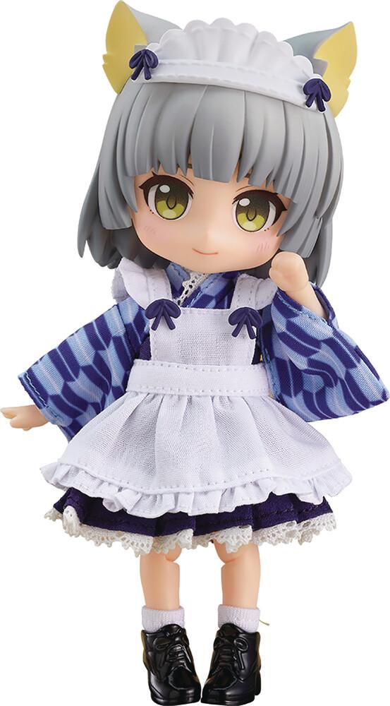 - Nendoroid Doll Catgirl Maid Yuki Af (Afig) (Clcb)