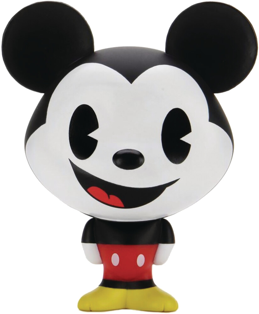 - Bhunny Mickey Mouse 4in Stylized Fig (Clcb) (Fig)