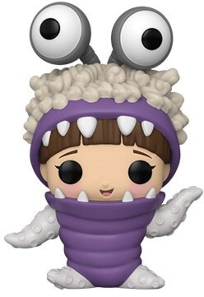 - Monsters Inc 20th- Boo W/Hood Up (Vfig)