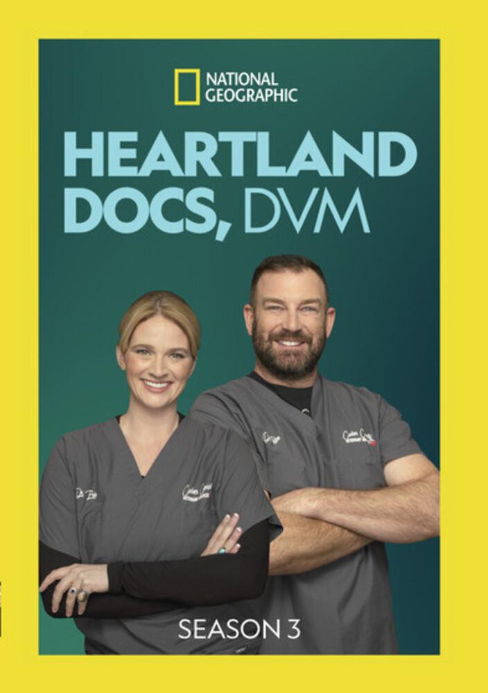- Heartland Docs Dvm: Season 3 (2pc) / (Mod Ac3 Dol)