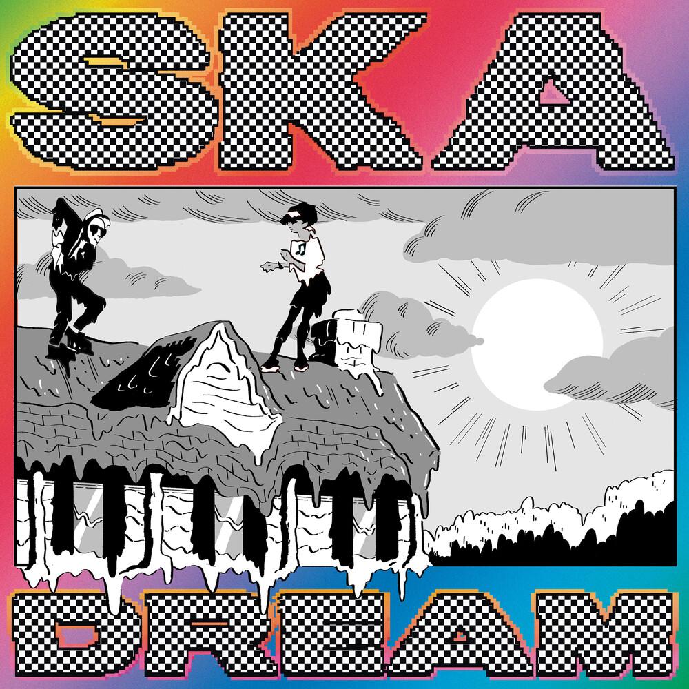 Jeff Rosenstock - Ska Dream (White Shell W/ Black Ink) (Colc) (Wht)