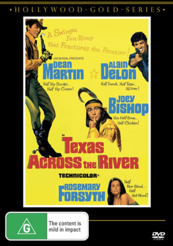 Texas Across The River - Texas Across The River / (Aus Ntr0)