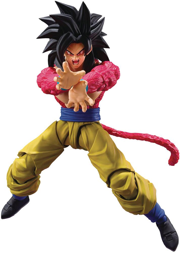 - Dragon Ball Gt - Super Saiyan 4 Son Goku (Clcb)