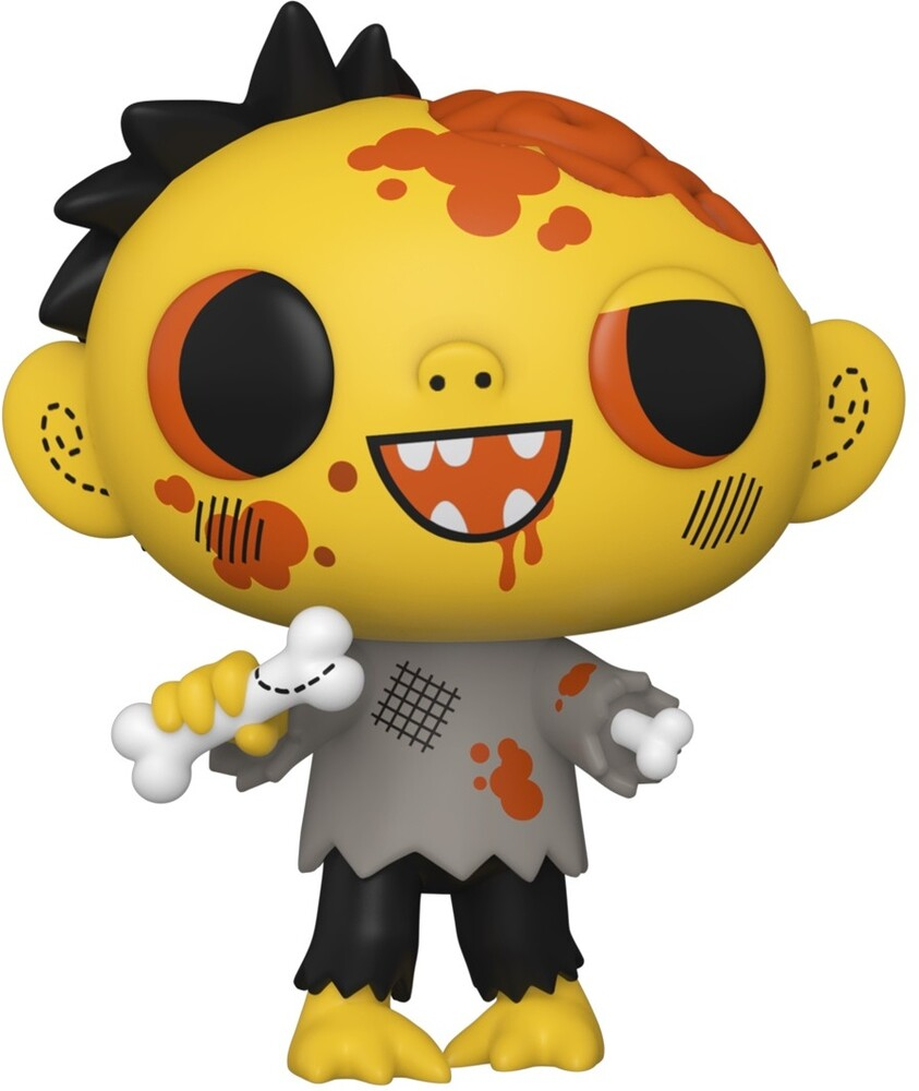 Funko Paka Paka: - Boo Hollow - Scratch In Tuxedo (Vfig)