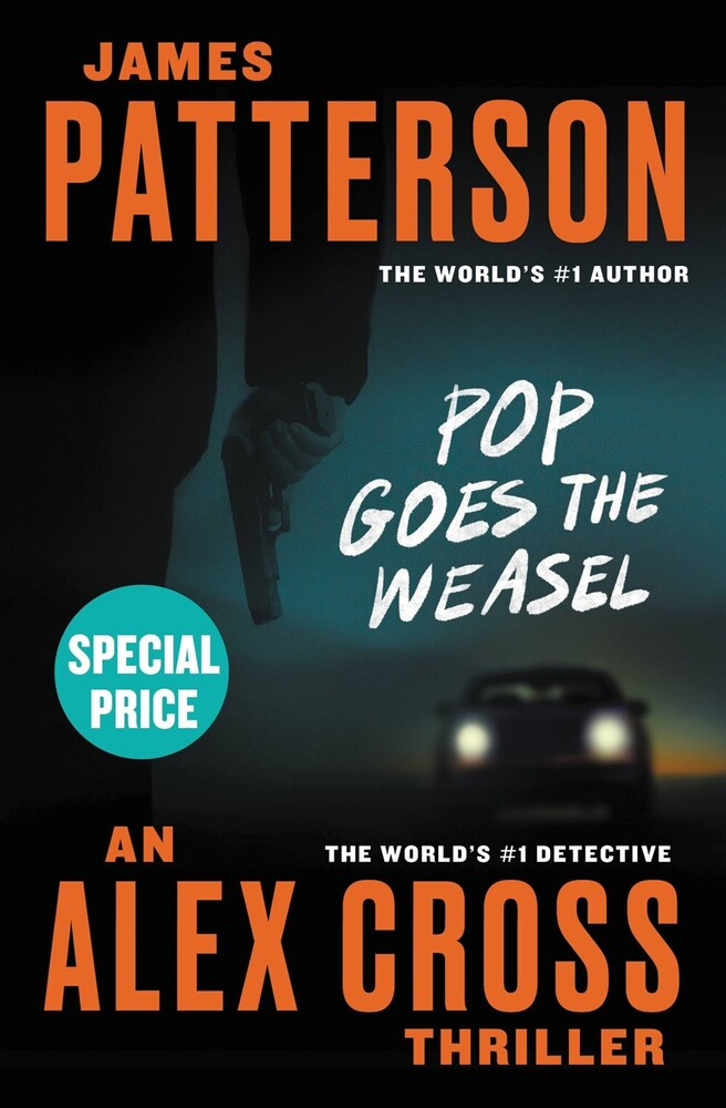 James Patterson - Pop Goes The Weasel (Ppbk) (Ser)