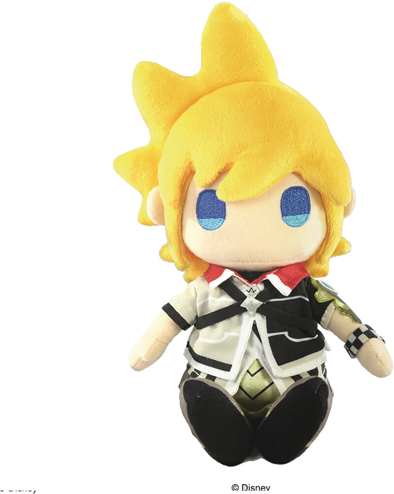 - Kingdom Hearts Iii Ventus Plush (Plus)