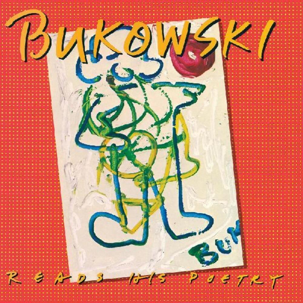 Charles Bukowski - Reads His Poetry (Blk) [Clear Vinyl]