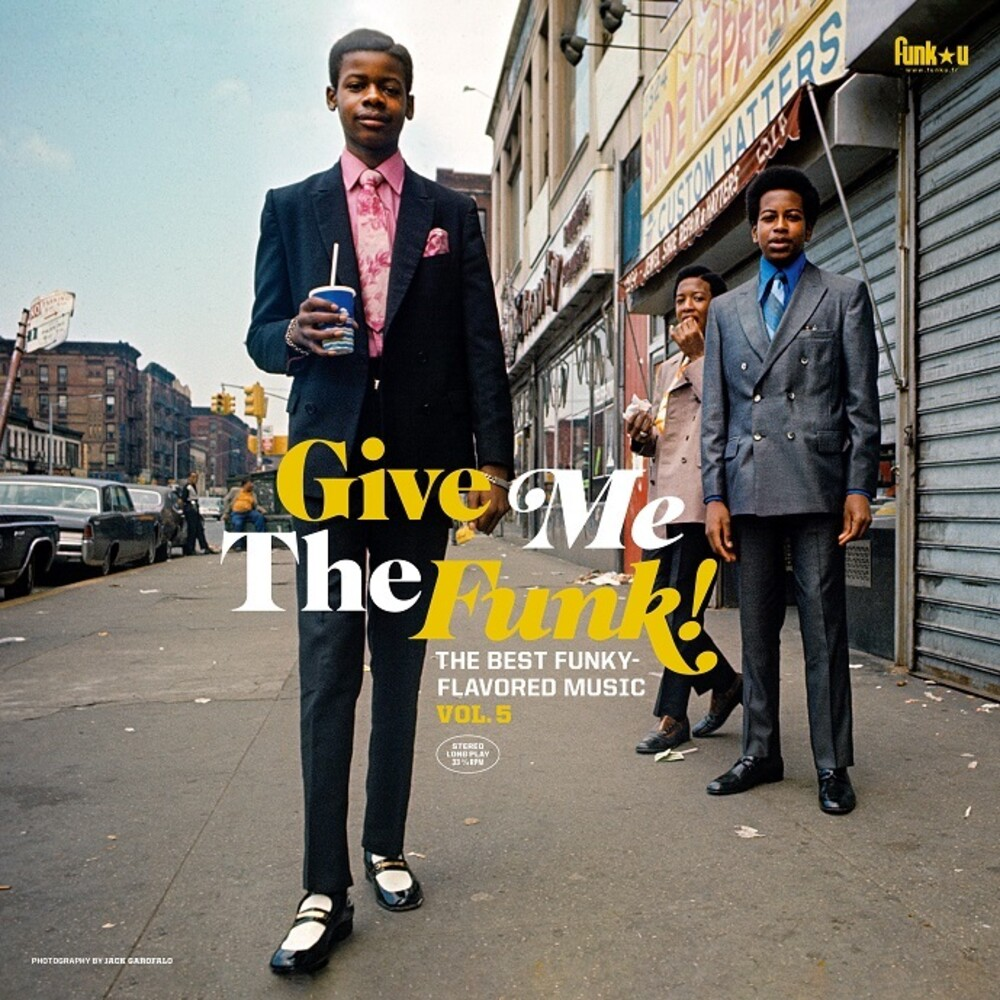 Various Artists - Give Me The Funk Vol 5 / Various