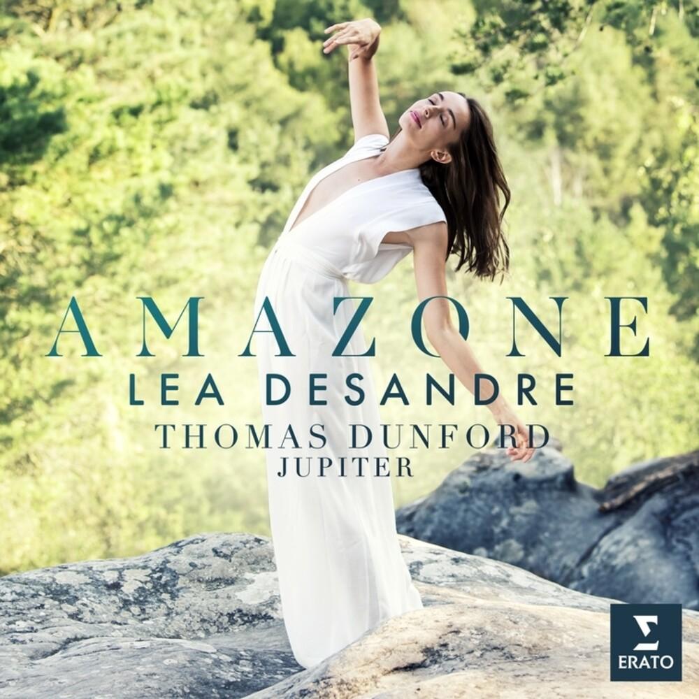Lea Lea Desandre  / Jupiter Orchestra - Amazone