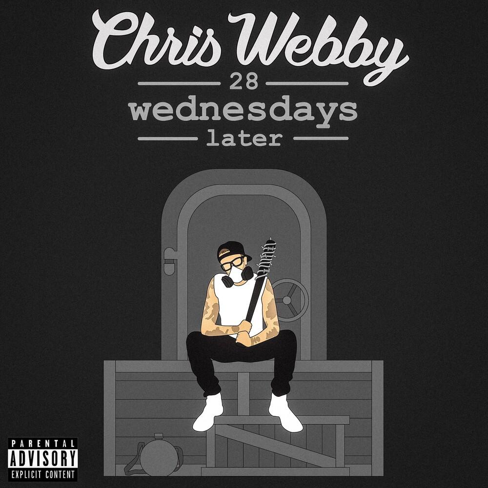 Chris Webby - 28 Wednesdays Later (2pk)