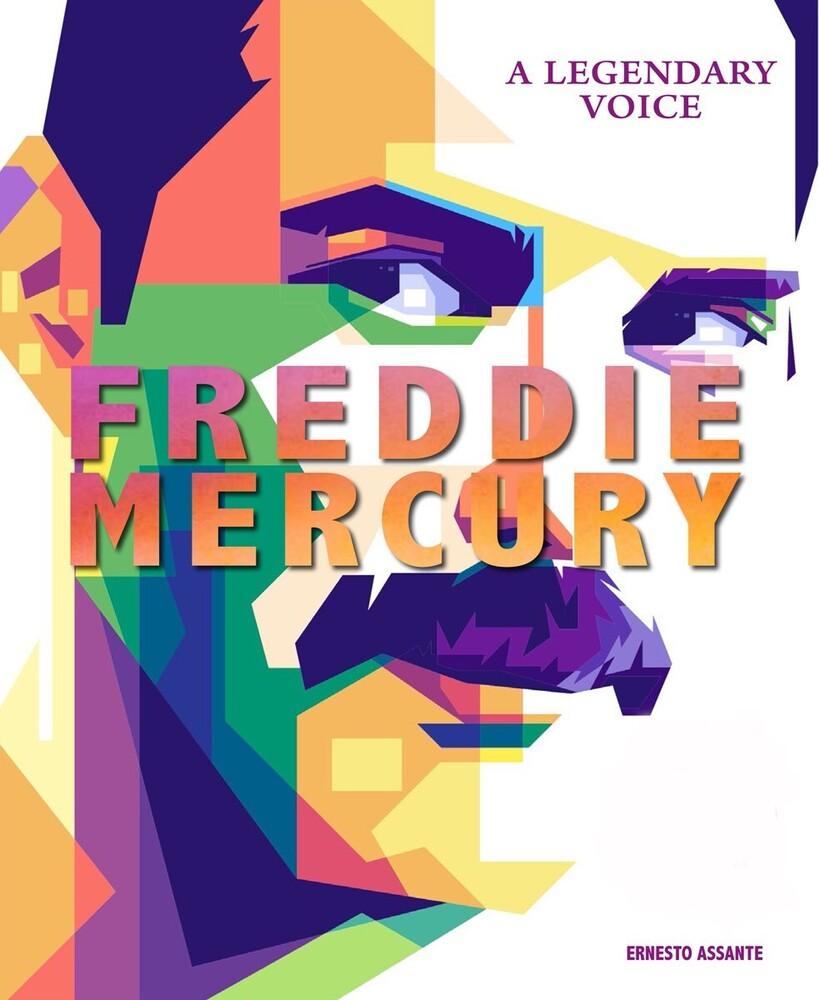 Ernesto Assante - Freddie Mercury (Hcvr)