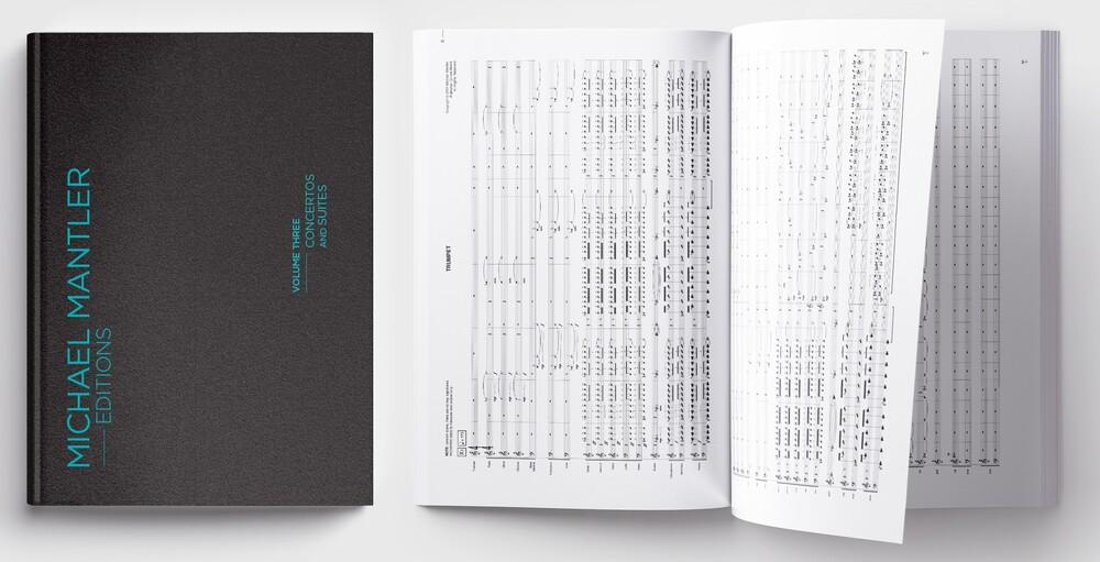 Michael Mantler - Editions Vol 3: Concertos & Suites (Ger)