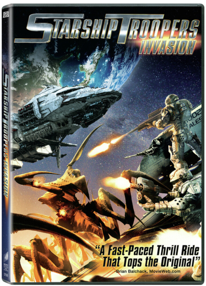 Starship Troopers: Invasion - Starship Troopers: Invasion / (Mod Dol)