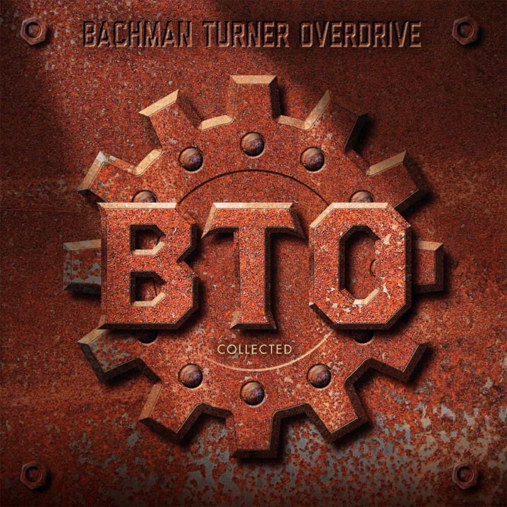 Bachman-Turner Overdrive - Collected (Blk) (Gate) [180 Gram] (Hol)