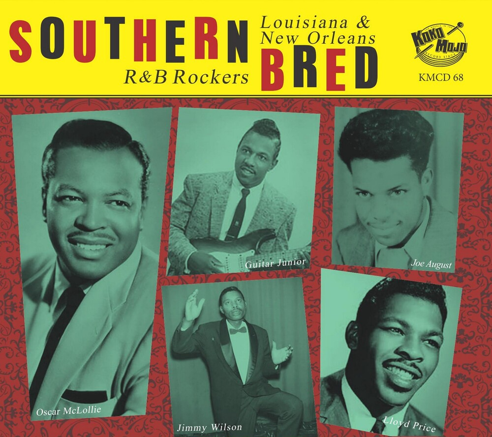 Southern Bred 18: Louisiana New Orleans / Various - Southern Bred 18: Louisiana New Orleans / Various