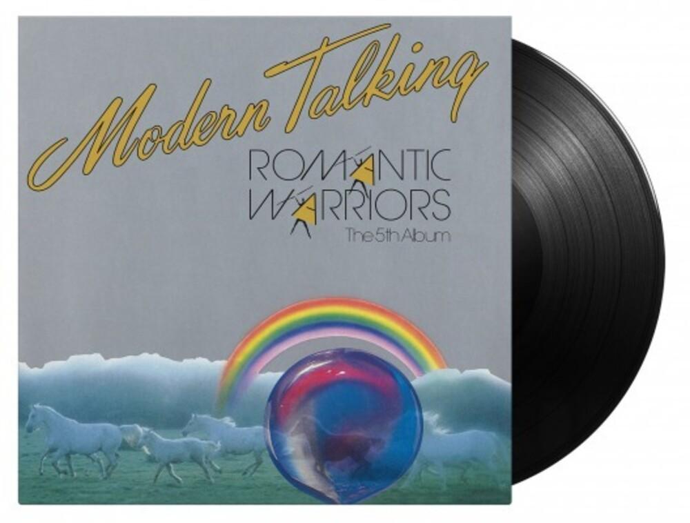 Modern Talking - Romantic Warriors (Blk) [180 Gram] (Hol)