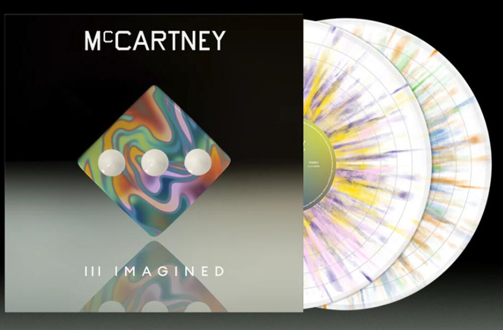 Paul McCartney - Mccartney Iii Imagined [Colored Vinyl] [Limited Edition] (Ofgv)