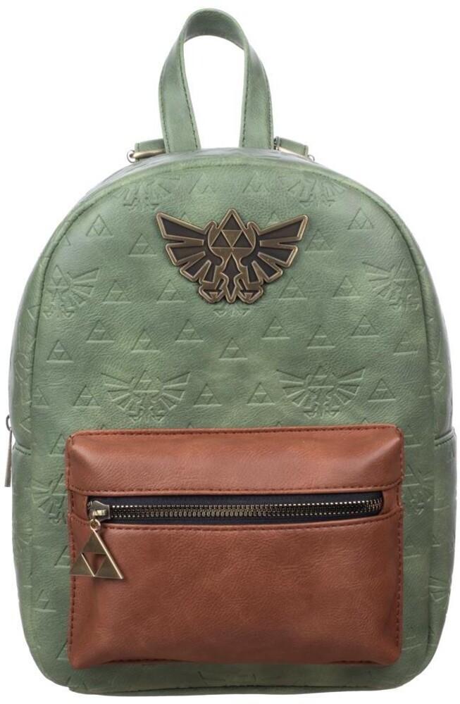 Nintendo Legend of Zelda Mini Backpack - Nintendo Legend Of Zelda Mini Backpack (Back)