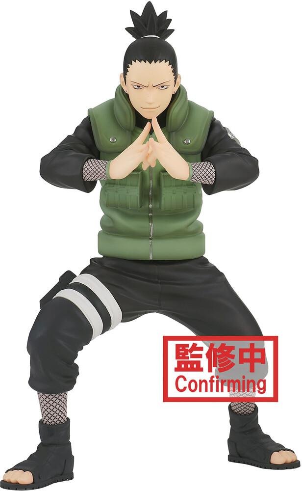 Banpresto - Naruto Shippuden Vibration Stars Nara Shikamaru Fi