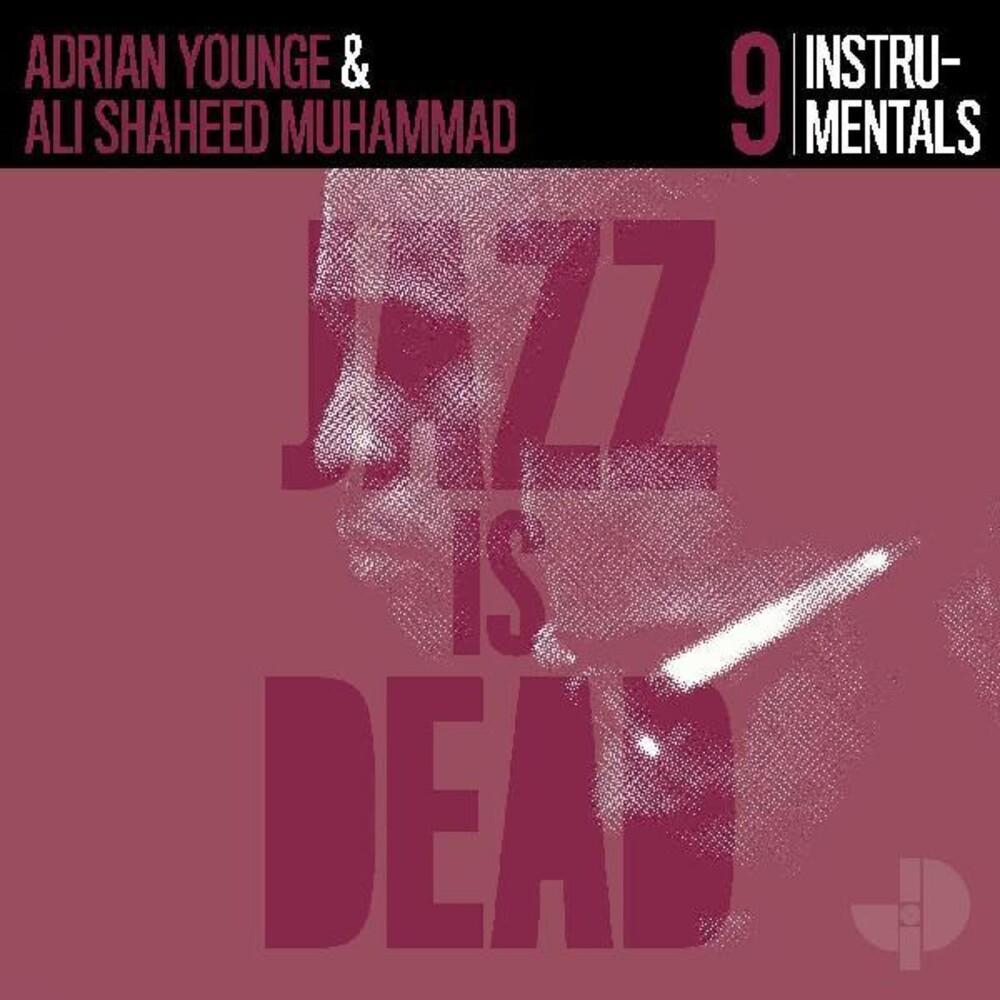 Adrian Younge  & Muhammad,Ali Shaheed - Instrumentals Jid009
