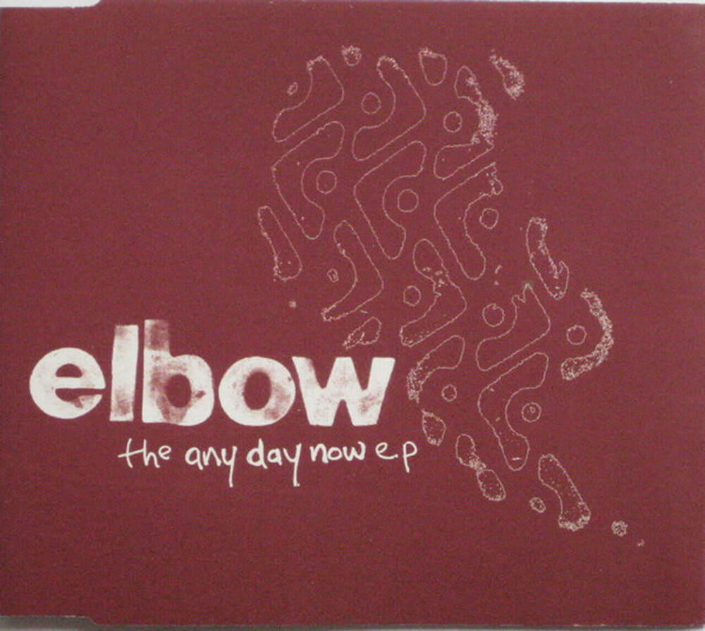 Elbow - Any Day Now (10in) [Colored Vinyl] [Limited Edition] (Red) (Can)