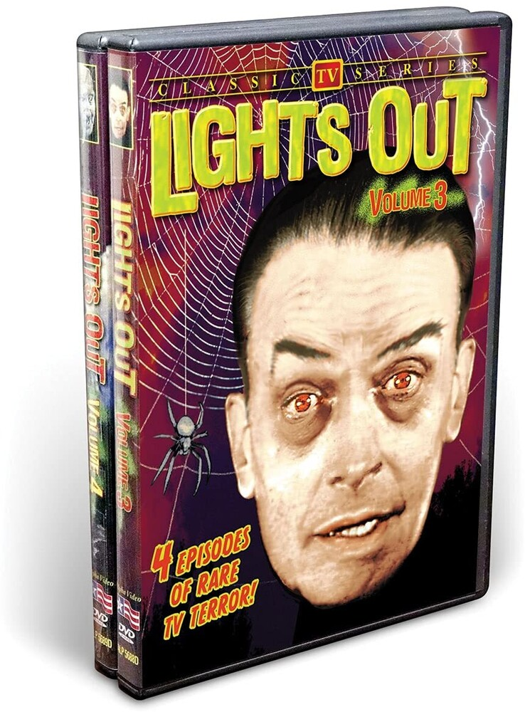 Lights Out Volumes 3 & 4 - Lights Out Volumes 3 & 4