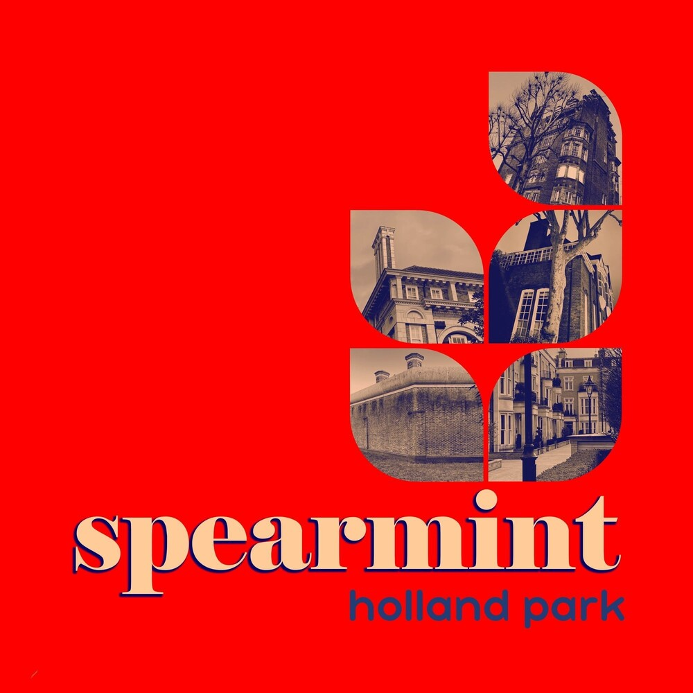 Spearmint - Holland Park (W/Book) (10in) (Gate) [Limited Edition] (Uk)