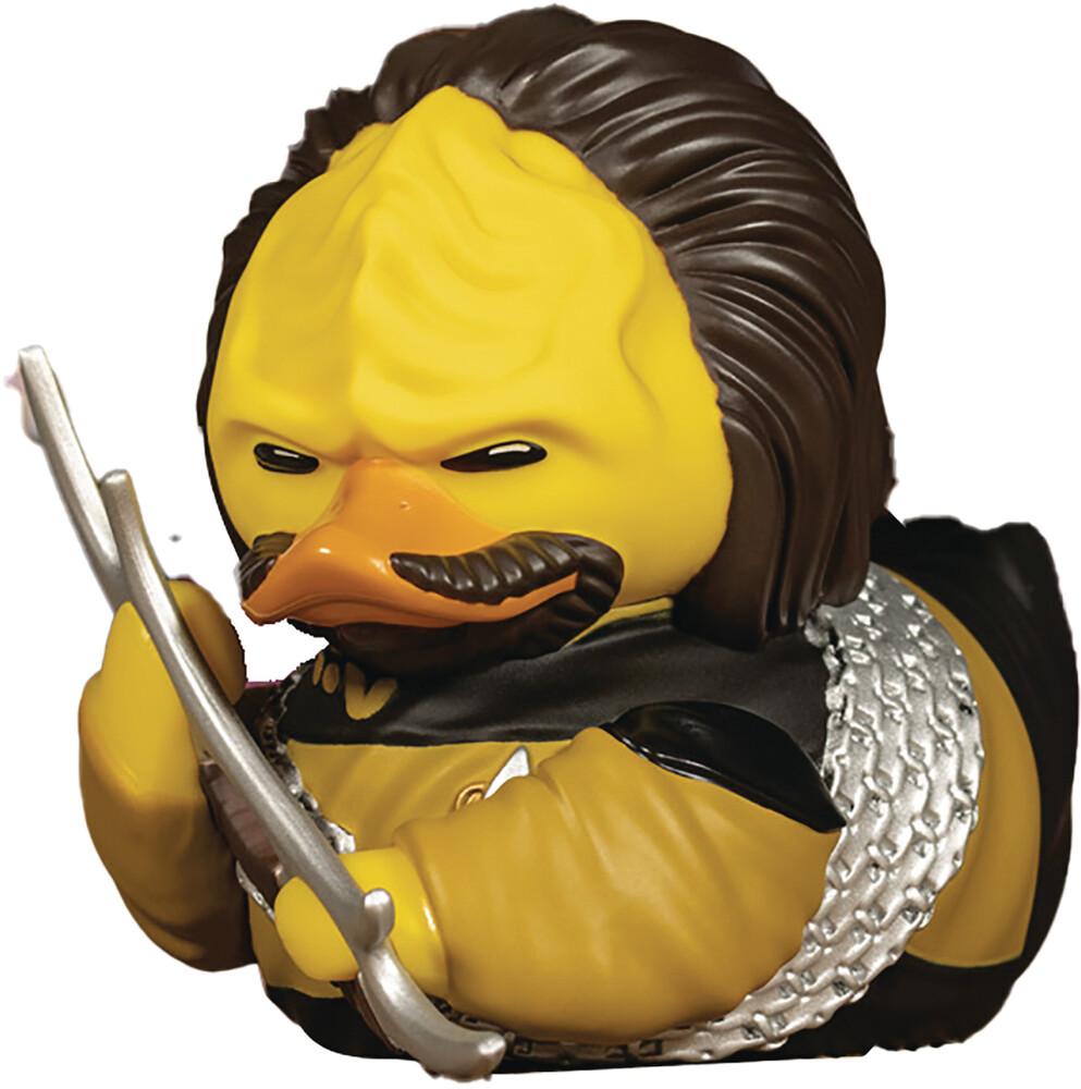 Tubbz - Tubbz Star Trek Next Gen Worf Cosplay Duck (Net)