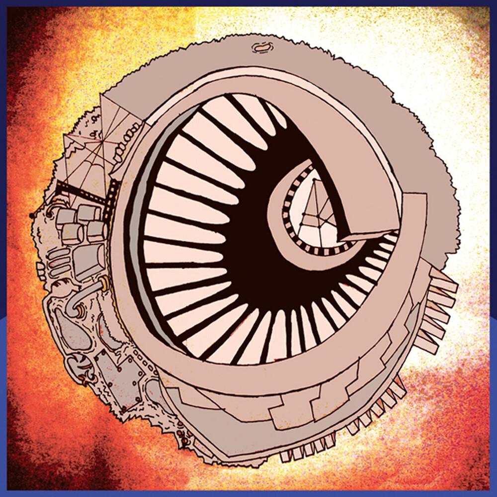 The Flying Luttenbachers - Cataclysm / Spectral Warrior Mythos Vol. 1 (Ltd Double Orange Vinyl + DVD)