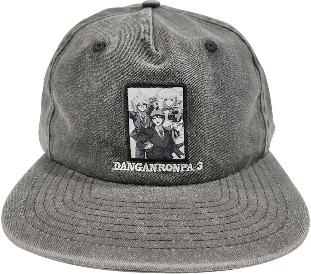Dananronpa 3 Group Baseball Cap Dad Hat - Dananronpa 3 Group Baseball Cap Dad Hat (Hat)
