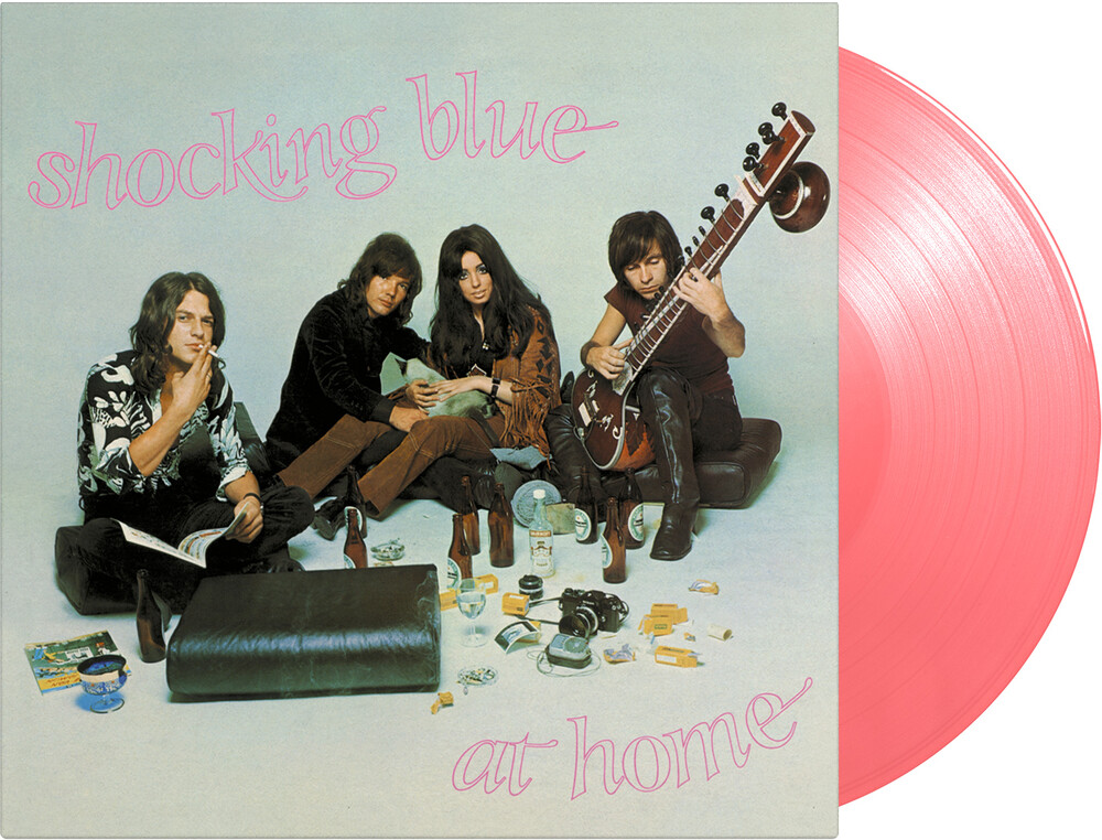 Shocking Blue - At Home (2021 Dutch Remastered Edition) [Colored Vinyl]