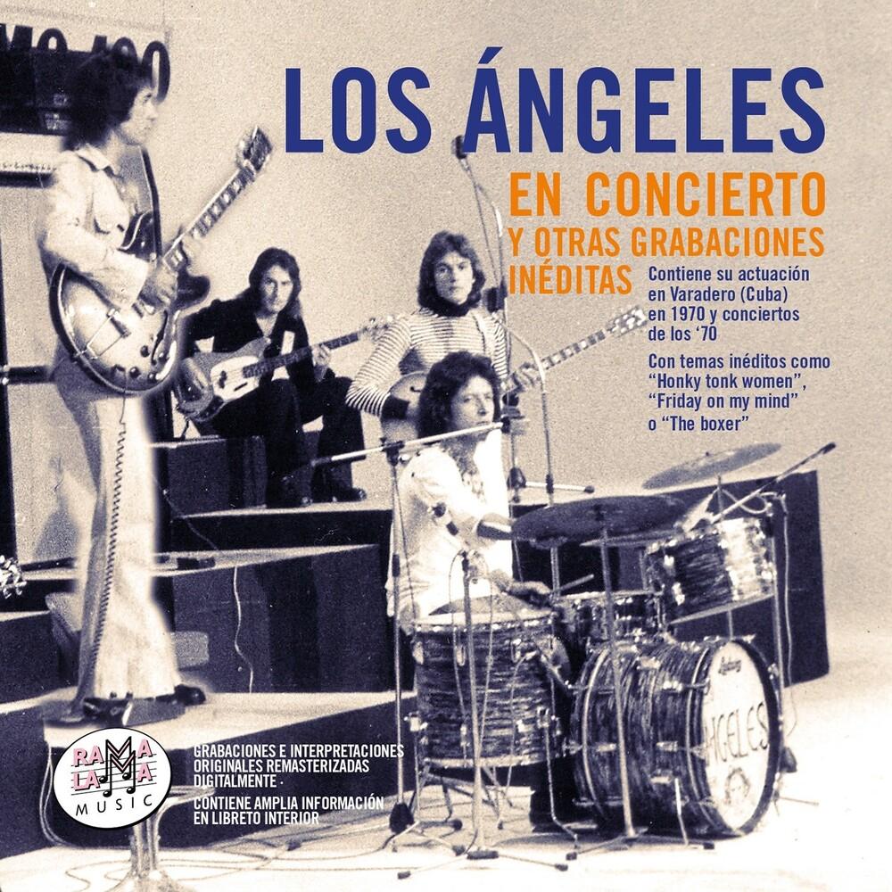 Los Angeles - En Concierto Y Otras Grabaciones Ineditas 1970-76