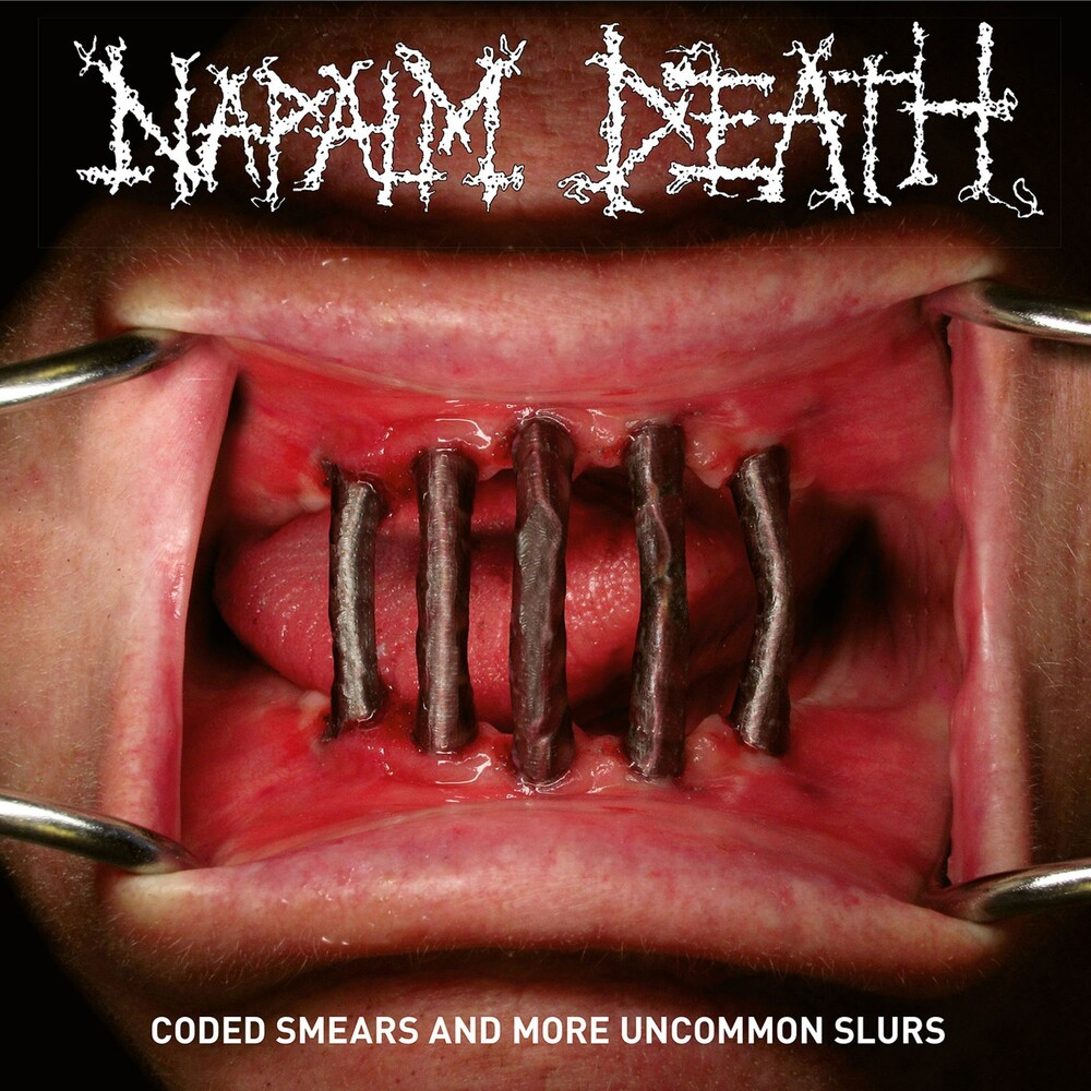 Napalm Death - Coded Smears And More Uncommon Slurs [LP]